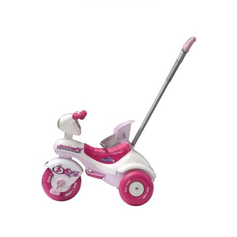 Giocattoli 24+ mesi - Cucciolo [pedali]  PD0622 - Cucciolo Pink by Peg Perego