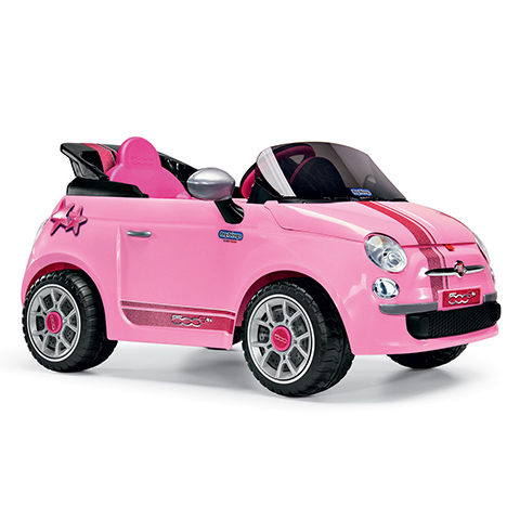kinderauto kinderfahrzeug elektroauto fiat 500 star 6v iged1172 peg perego ebay. Black Bedroom Furniture Sets. Home Design Ideas