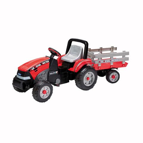 Giocattoli 24+ mesi - Maxi Diesel Tractor [pedali]  CD0551 by Peg Perego