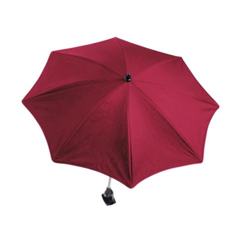 Accessori per carrozzine - Ombrellino parasole Rosso FD49 by Peg Perego