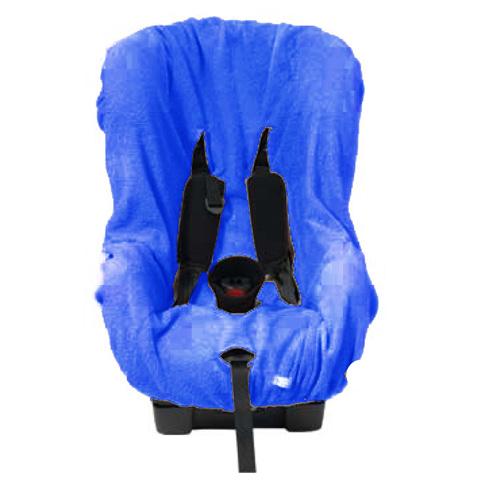 Accessori per il viaggio del bambino - Copri seggiolino auto Gruppo 1 in spugna 38 blu [1070] by Picci