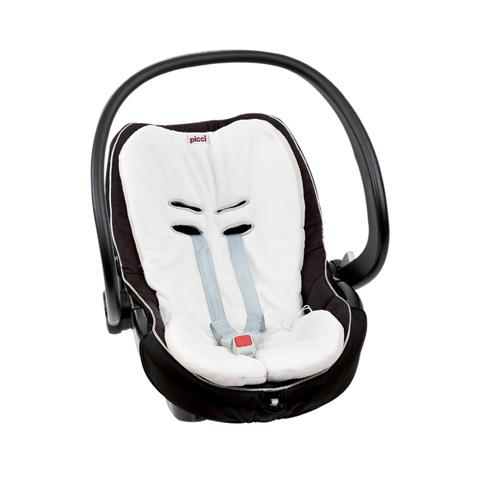Accessori per il passeggino - Materassino universale Soft in ciniglia 22 latte/tortora [2050] by Picci