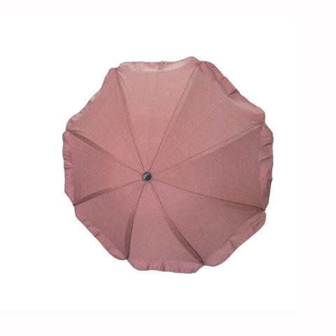 Accessori per carrozzine - Accessorio per passeggino Ombrellino parasole snodo ovale 71 marrone by Picci