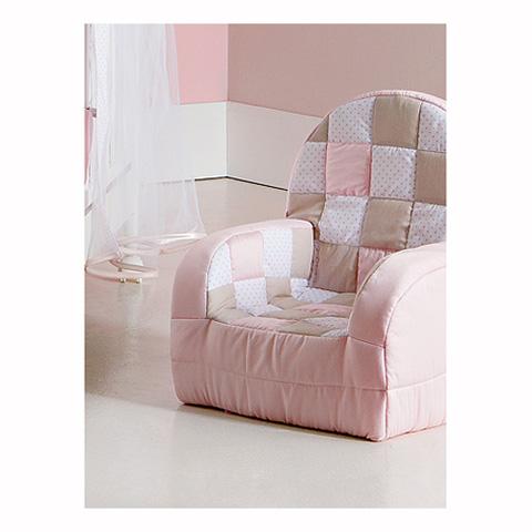 Abbigliamento e idee regalo - [79.61] Coco - Poltroncina patch Rosa by Picci