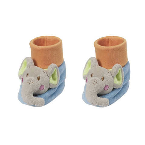 Abbigliamento e idee regalo - Pantofole Elefante [101101] by Playshoes