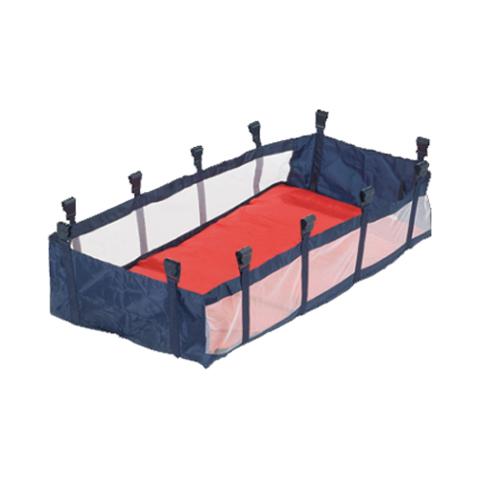 Accessori per il viaggio del bambino - Kit secondo livello per lettino da viaggio IM202A00 by Plebani