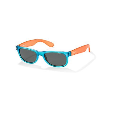 Abbigliamento e idee regalo - Occhiali da sole Blue Orange [P0115] 4-7 anni by Polaroid