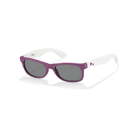 Abbigliamento e idee regalo - Occhiali da sole Purple White [P0300] 1-3 anni by Polaroid