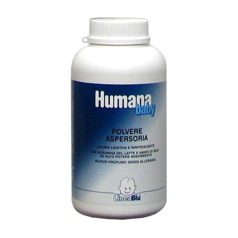 Il cambio (pannolini, etc.) - Polvere aspersoria amido di riso 150 g 150 g by Humana
