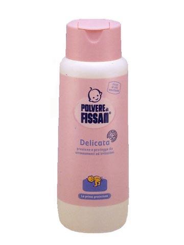 Il cambio (pannolini, etc.) - Polvere delicata 250 gr by Fissan Baby