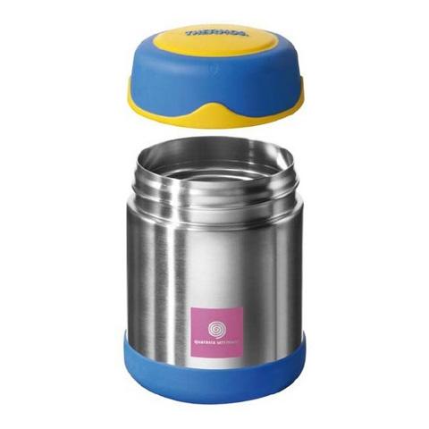 Accessori per la mamma - Baby Food - Portapappa termico Azzurro by Quarantasettimane