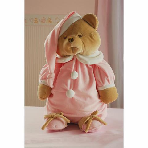 Abbigliamento e idee regalo - Portapigiama Puccio rosa [1231R] by Nanan