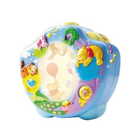 Giocattoli 0+ mesi - Proiettore Amici della nanna Winnie The Pooh GIO00153 by Tomy