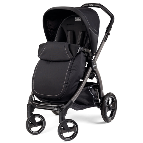 Passeggini - Book Pop Up Onyx by Peg Perego