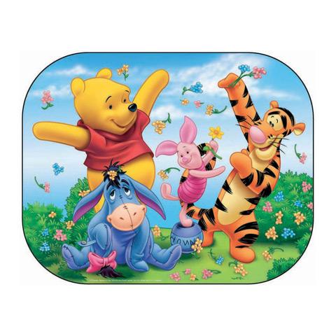 Accessori per il viaggio del bambino - 2 tendine rettangolari Mickey art.166 micket-wtp by Primi Sogni