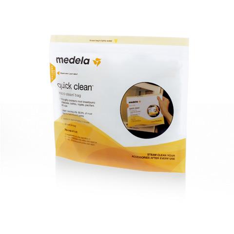 Sanitaria - Quick Clean - sacca per microonde 008.0040 by Medela