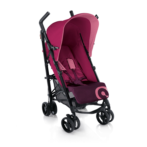 Passeggini - Quix CANDY PINK by Concord