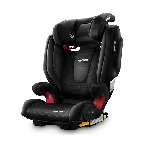 Seggiolini auto Gr.2/3 [Kg. 15-36] - Monza Nova 2 Seatfix Black [6151.21207.66] by Recaro