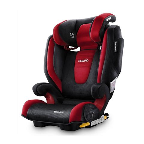 Seggiolini auto Gr.2/3 [Kg. 15-36] - Monza Nova 2 Seatfix Ruby [6151.21310.66] by Recaro