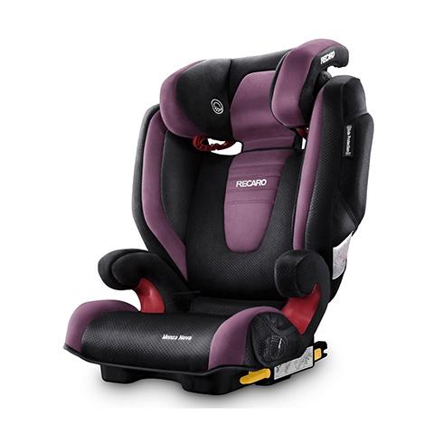 Seggiolini auto Gr.2/3 [Kg. 15-36] - Monza Nova 2 Seatfix Violet [6151.21214.66] by Recaro