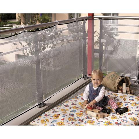Pericoli domestici - Rete di protezione per balcone 71743 by Reer