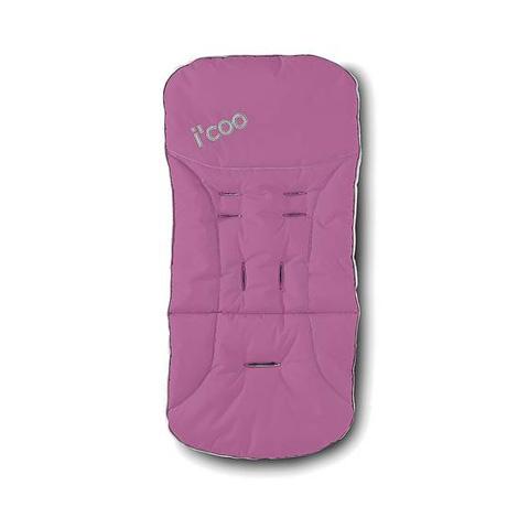 Accessori per il passeggino - Materassino double face per passeggino Pluto Pink [137956] by Icoo