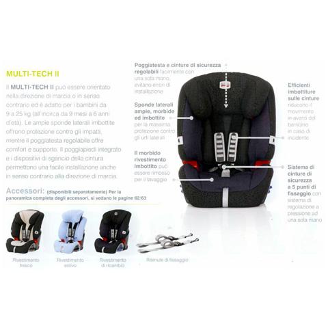 si ge auto pour enfants kg 9 25 britax multi tech ii black thunder ebay. Black Bedroom Furniture Sets. Home Design Ideas