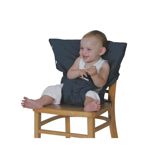 Accessori per la pappa - Sack and Seat - imbracatura imbottita da sedia SNS601 blu by Sack and Seat