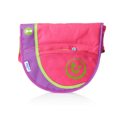 Abbigliamento e idee regalo - Sacca Trunki - Saddlebag Rosa [01SADDLEBAG17] by Trunki