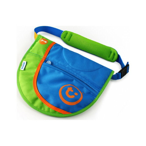 Abbigliamento e idee regalo - Sacca Trunki - Saddlebag Blu [01SADDLEBAG05] by Trunki