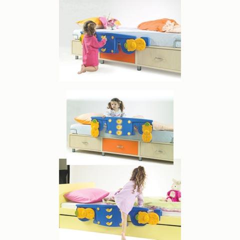 Barriera letto salva sonno okbaby 810 ebay - Barriera letto chicco ...