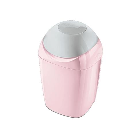 Accessori per la mamma - Bidoncino per pannolini Sangenic - Il sigilla pannolini Baby Pink by Tommee Tippee