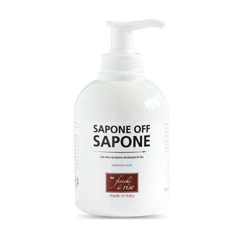 Accessori per l'igiene del bambino - Sapone off sapone 300 ml. [10056] by Happy Bimbo