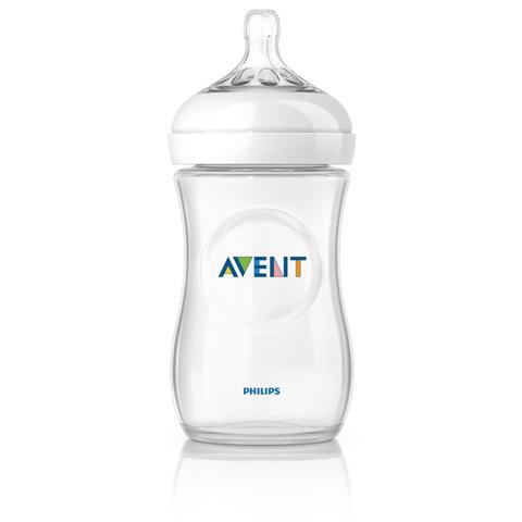 Biberon e succhiotti - Biberon Natural in vetro 240 ml. [SCF673/17] by Avent
