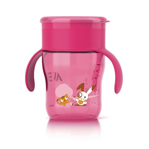 Biberon e succhiotti - Tazza per bere 260 ml. [SCF782/20] - rosa by Avent