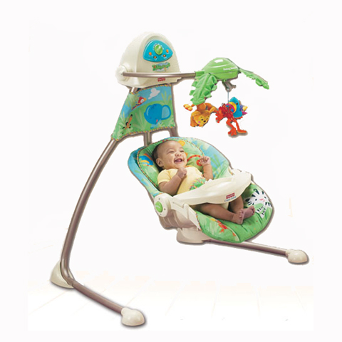 fisher price 3 seat position swing instructions