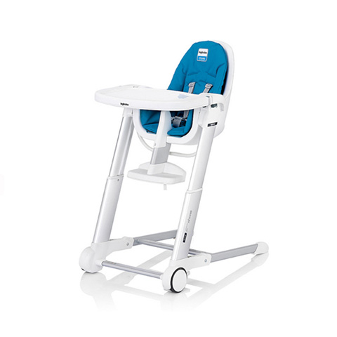 Seggioloni - Seggiolone Zuma - linea M`Home Light Blue (str.bianca) by Inglesina