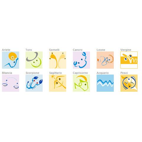 Lettini - Lettino Zodiaco - celeste [personalizzabile] Gemelli by NCR arredo baby