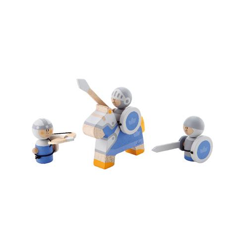 Giocattoli 36+ mesi - Set Guerrieri  82603 - azzurri  by Sevi