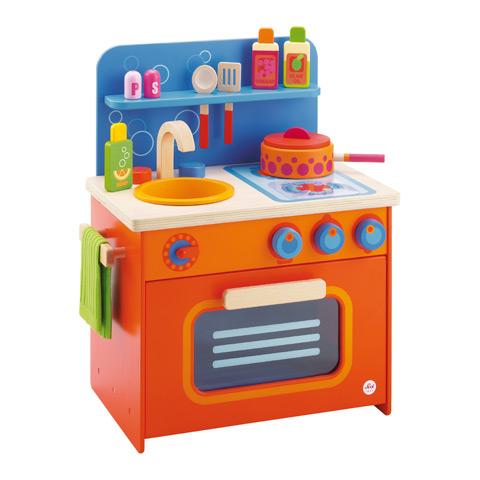 Giocattoli 36+ mesi - Cucina con Forno 82270 by Sevi