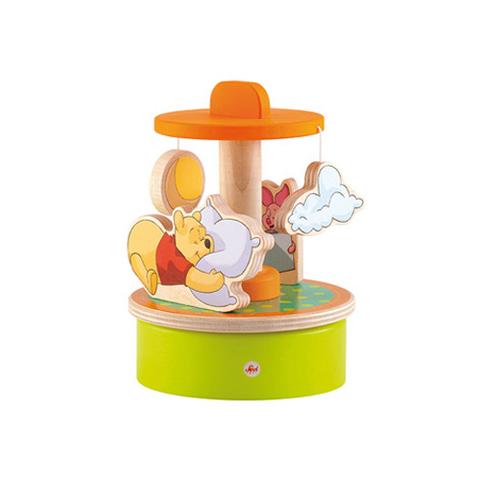 Abbigliamento e idee regalo - Carillon Winnie the Pooh Giostrina 82684 by Sevi