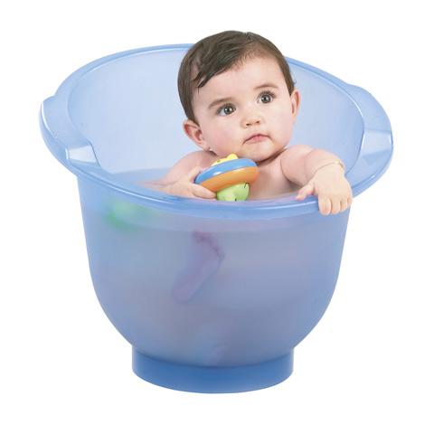 Prodotti igiene personale - Shantala azzurro by Delta Baby