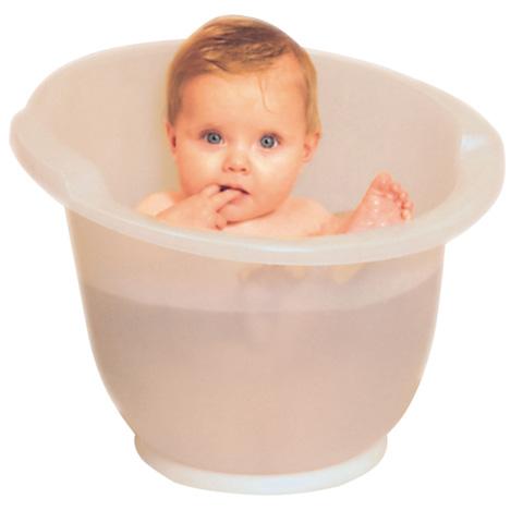 Prodotti igiene personale - Shantala bianco by Delta Baby