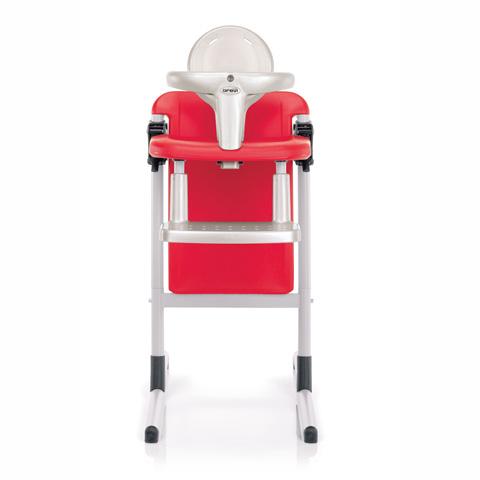 Seggioloni - Seggiolone Slex sedia pappa rosso 023 by Brevi