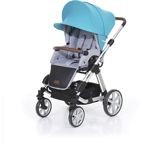 Accessori per carrozzine - Vela ombreggiante Sunny Plus Coral by ABC Design