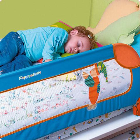 Barriera letto lettino sponda foppapedretti spondella 150 cm fantasy green ebay - Chicco sponda letto ...