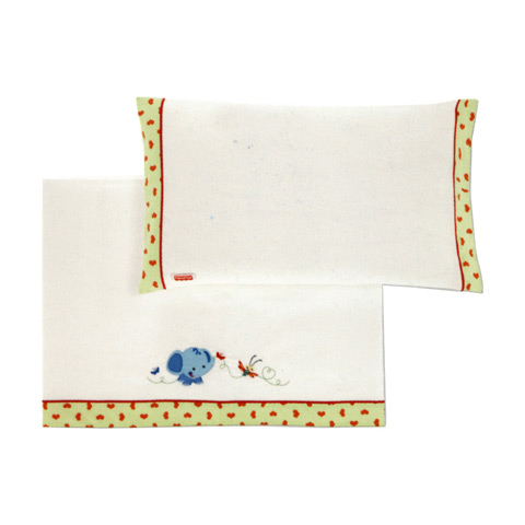 Coordinati tessili - Completo lenzuolo per lettino Fisher Price - Story II FP by Somma