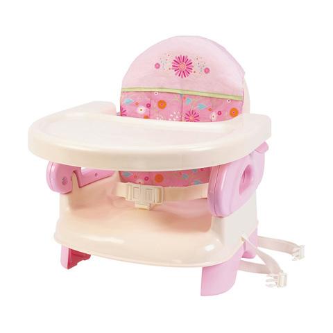 Seggiolini alzabimbo - Alzasedia regolabile con cuscino SU13060 rosa by Summer Infant