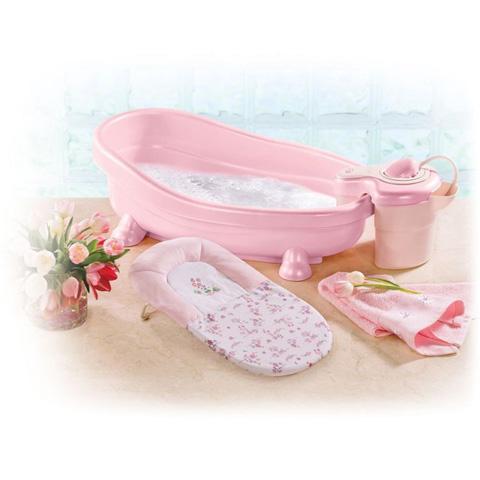 Vaschette - Vaschetta idromassaggio di lusso SU08255-18275 rosa by Summer Infant