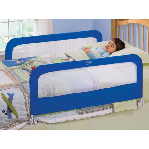 spondina letto doppia summer infant su12141 blue ebay. Black Bedroom Furniture Sets. Home Design Ideas